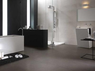 Am nagement d 39 une salle de bain avec douche italienne for Refaire sdb