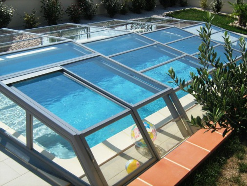 Fabricant d 39 abris de piscine sarl pac abri venus for Abris de piscine venus international
