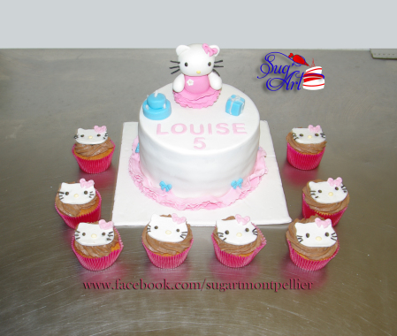 Sug Art Cake Design