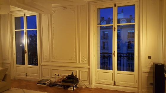 fabrication et pose de fen tres axe menuiserie atelier santin troyes paris 16 paris. Black Bedroom Furniture Sets. Home Design Ideas